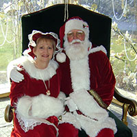 Santa and Mrs.Claus
